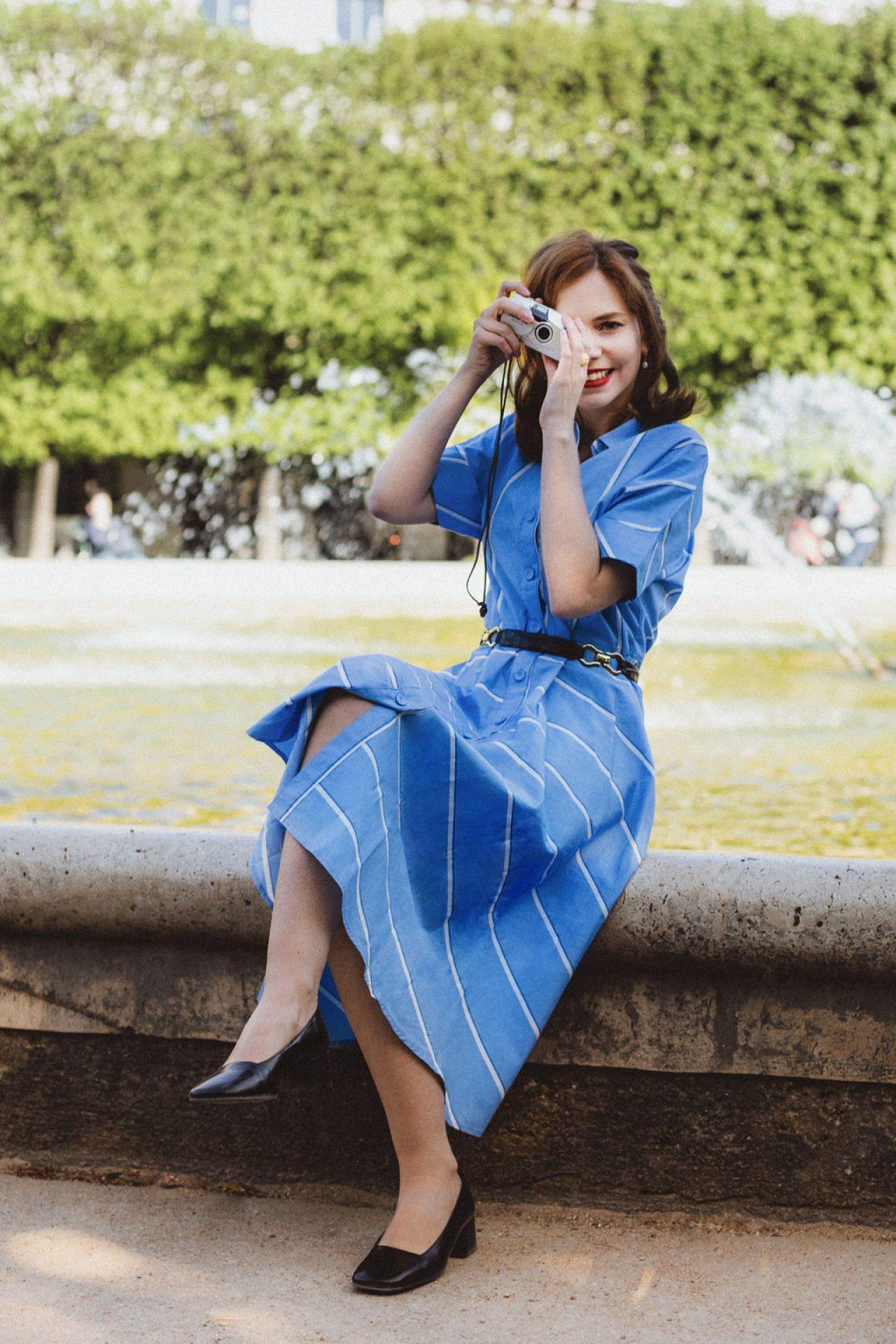 lifestyle fashion photoshoot for Sussan Shokranian